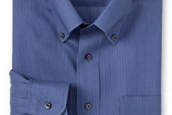 A French blue dress shirt from Nordstrom