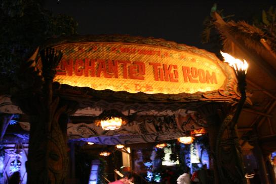 The Enchanted Tiki Room is one of Disneyland's strangest attractions.