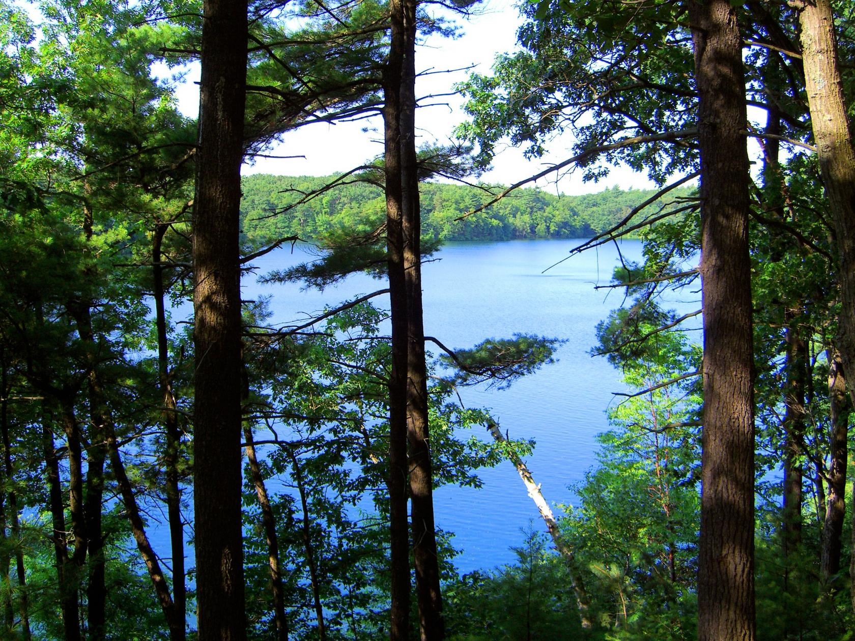 taking a thoreau inspired new england vacation out baggage next essay walden pond