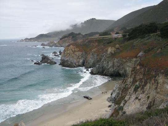 Big Sur is home to California's most beautiful coastline.