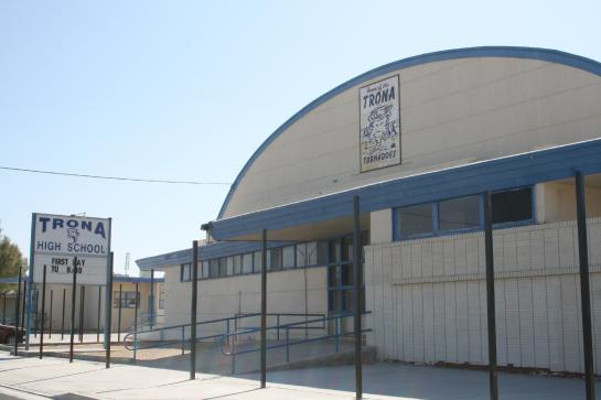 Trona High School