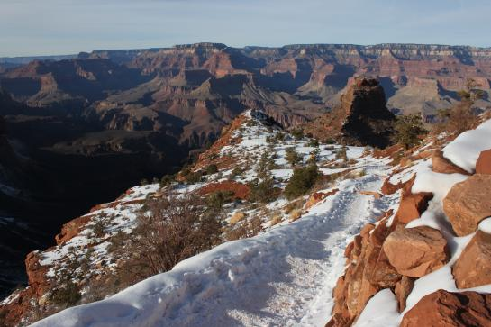 the kaibab essay The south kaibab trailhead is worth noting, as it takes you down  discover  new york: a day trip escape to bear mountain [photo essay].