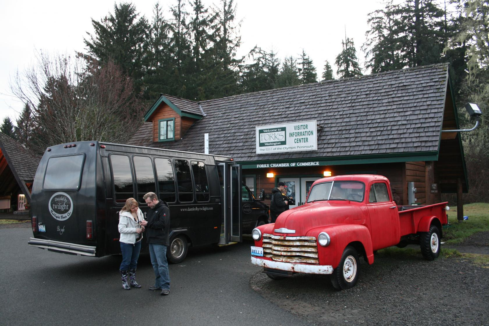 A Forks Washington Twilight Tour Travel Guide Without