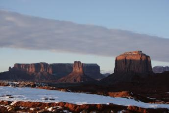 Monument Valley has appeared in numerous films, television shows, and commercials.