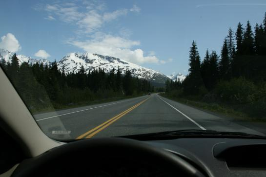 The Seward Highway is one of the most beautiful roadways in the world.