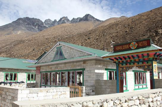 Himalayan Hotel in Pheriche
