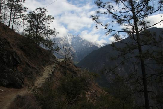 China's Tiger Leaping Gorge is one of the most beautiful wilderness areas in China.