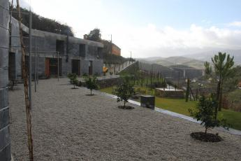 Quinta do Vallado wine hotel view