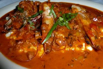 Atchafalaya's Shrimp and Grits